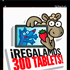 300 tablets